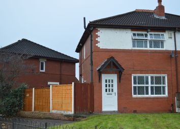 Thumbnail 3 bed semi-detached house for sale in Swythamley Road, Stockport