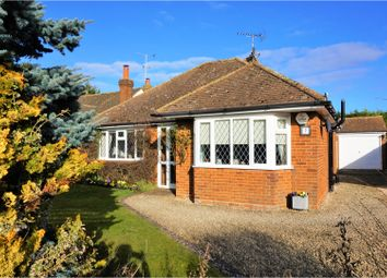 Thumbnail 2 bed detached bungalow for sale in Orchard Close, Aylesbury