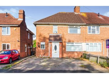 4 bed semi-detached house for sale in Highters Heath Lane, Highters Heath, Birmingham B14
