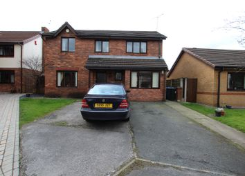 Thumbnail 3 bed detached house for sale in Hollowsfarm Avenue, Rochdale, Greater Manchester