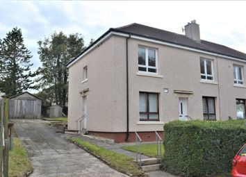 Thumbnail 2 bed flat for sale in Towerhill Road, Blairdardie, Glasgow