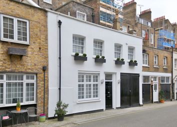 Thumbnail 2 bed mews house to rent in Gloucester Place Mews, London