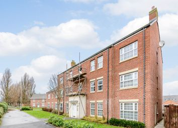 Thumbnail 2 bed flat for sale in Clough Close, Middlesbrough, Cleveland