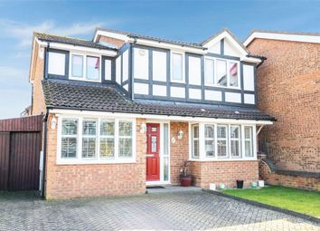 Thumbnail 4 bed detached house for sale in Milton Way, Houghton Regis, Dunstable, Bedfordshire
