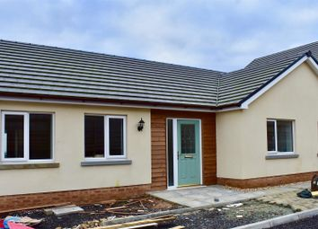 Thumbnail 3 bed detached bungalow for sale in Ffordd Werdd, Gorslas, Llanelli