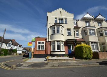 Thumbnail 1 bed flat to rent in Guilford Avenue, Surbiton