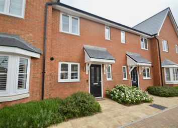 Thumbnail 2 bed terraced house for sale in Sun Marsh Way, Gravesend