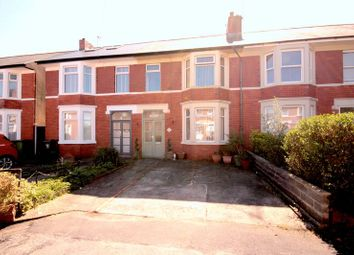Thumbnail 3 bedroom terraced house for sale in Dale Avenue, Birchgrove, Cardiff