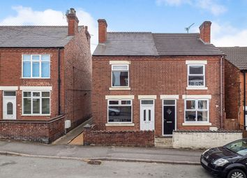 Thumbnail 2 bed semi-detached house for sale in Albert Avenue, Jacksdale, Nottingham