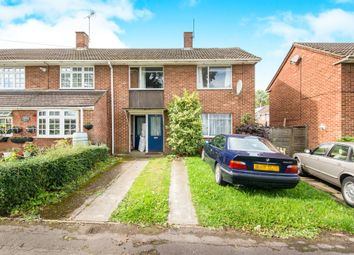 Thumbnail 2 bed end terrace house for sale in Heywood Green, Southampton