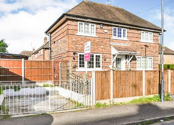 3 bed semi-detached house for sale in Bangor Street, Chaddesden, Derby DE21