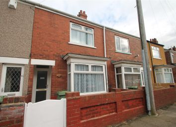 Thumbnail 3 bed terraced house for sale in Lancaster Avenue, Grimsby, Lincolnshire