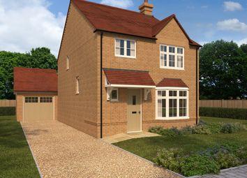 Thumbnail 4 bedroom detached house for sale in Alconbury Weald, Ermine Street, Alconbury, Huntingdon