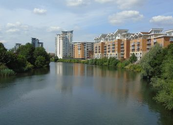 Thumbnail 1 bed flat for sale in Taliesin Court, Chandlery Way, Cardiff