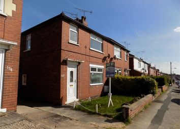 Thumbnail 2 bed semi-detached house to rent in Anston Avenue, Worksop, Nottinghamshire