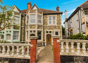 Thumbnail 2 bed flat for sale in Ailsa Road, Westcliff-On-Sea