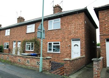 Thumbnail 2 bed terraced house for sale in Croft Road, Newmarket