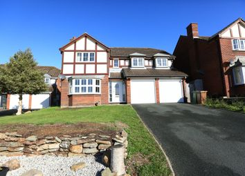 Thumbnail 5 bed detached house for sale in Philip Gardens, Plymstock, Plymouth