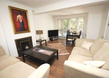 Thumbnail 3 bed flat to rent in Abbey Court, Clandon Gardens, Finchley, London