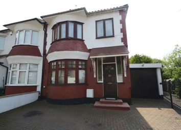Thumbnail 3 bedroom semi-detached house for sale in Woodside Grove, London
