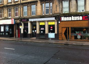 Thumbnail Restaurant/cafe to let in Sauchiehall Street, Glasgow