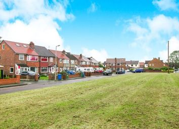 Thumbnail 4 bed semi-detached house for sale in Curzon Green, Offerton, Stockport, Cheshire