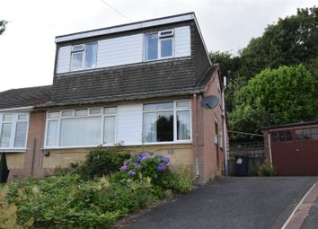 Thumbnail 3 bed semi-detached bungalow for sale in Enderby Rise, Horninglow, Burton-On-Trent