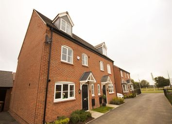 """Thumbnail 4 bed semi-detached house for sale in """"The Leicester"""" at Ward Road, Clipstone Village, Mansfield"""