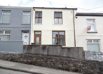Thumbnail 3 bed terraced house for sale in Winifred Street, Dowlais, Merthyr Tydfil