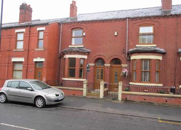 Thumbnail 3 bed terraced house to rent in Darlington Street East, Wigan, Greater Manchester