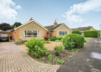 Thumbnail 3 bed detached bungalow for sale in The Paddock, Raunds, Wellingborough