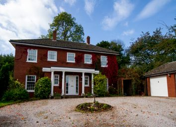 Thumbnail 4 bed detached house for sale in Lumley Close, Kenton, Exeter