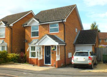 Thumbnail 3 bed detached house for sale in Colne Drive, Didcot