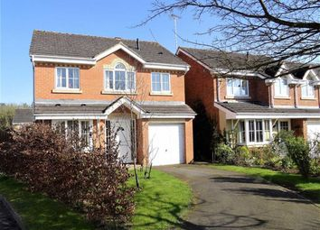 Thumbnail 4 bed detached house for sale in Foxglove Avenue, Woodford Halse, Northants