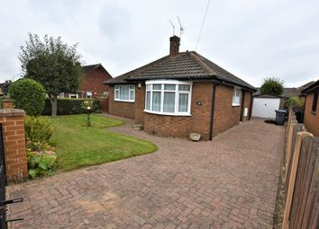 Thumbnail 2 bed bungalow to rent in Overdale Road, Wombwell, Barnsley