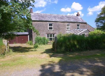 Thumbnail 4 bed farmhouse for sale in The Close, Sunnyside Meadow, Camelford