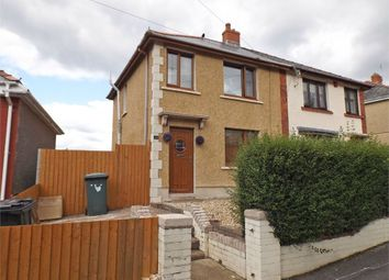Thumbnail 2 bed semi-detached house for sale in Ivy Avenue, Neath, West Glamorgan