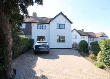 Thumbnail 3 bed semi-detached house for sale in Squirrels Heath Lane, Gidea Park, Essex, 2Dz