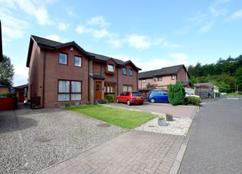 Thumbnail 3 bed end terrace house for sale in Corbie Terrace, Selkirk