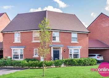 Rossway Drive, Bushey WD23. 4 bed detached house