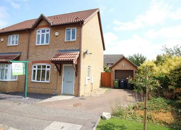 Thumbnail 3 bed terraced house for sale in Betts Close, Godmanchester, Huntingdon