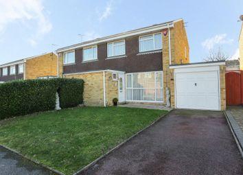 Thumbnail 3 bed semi-detached house for sale in Staplehurst Gardens, Cliftonville, Margate