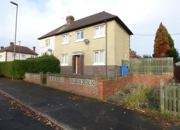 Thumbnail 3 bed semi-detached house for sale in Baxter Square, Derby