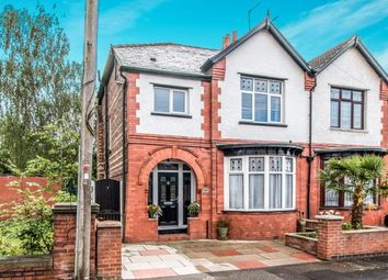 Thumbnail 4 bedroom semi-detached house for sale in Barlow Road, Stretford, Manchester, Greater Manchester