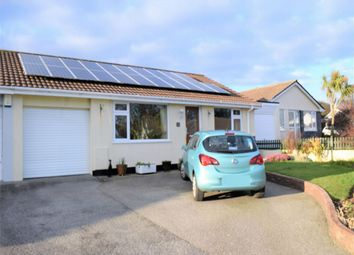 Thumbnail 2 bed semi-detached bungalow for sale in Carharrack, Redruth, Cornwall