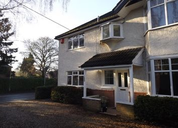Thumbnail 4 bed semi-detached house to rent in Park Road, Chandler's Ford, Eastleigh