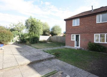 Thumbnail 2 bed terraced house for sale in Nuthatch Close, Weymouth