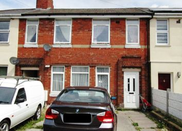 Thumbnail 4 bedroom terraced house for sale in Connaught Road, Bilston