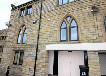 Thumbnail 2 bed flat to rent in Knowl Road, Golcar, Huddersfield