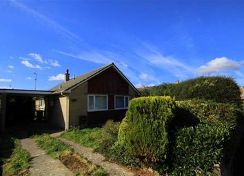 Thumbnail 3 bed detached bungalow for sale in Northfield Way, Swindon, Wiltshire